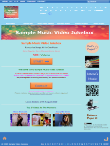 Sample Music Video Jukebox